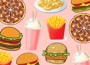 unhealthiest fast food 2020