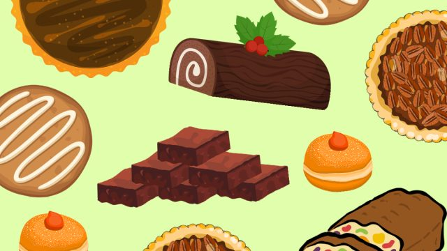 unhealthiest holiday desserts