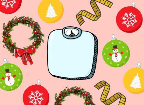 weight gain holidays