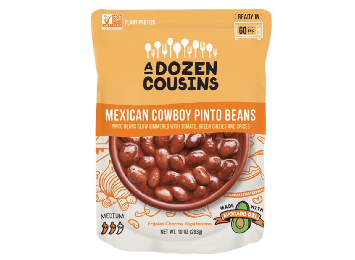 a dozen cousins mexican cowboy pinto beans