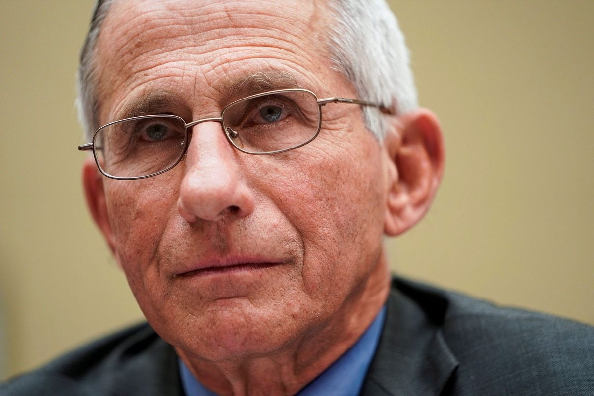 Dr. Fauci Says Here's When Kids May Get Vaccines