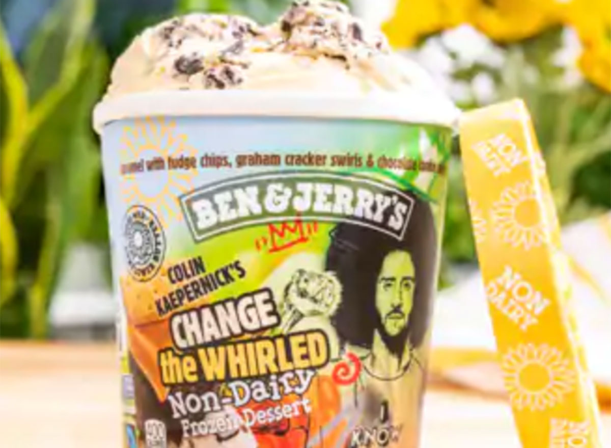 ben jerrys change the whirled
