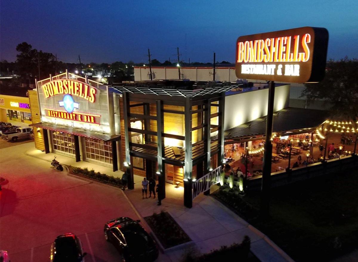 Bombshells Restaurant