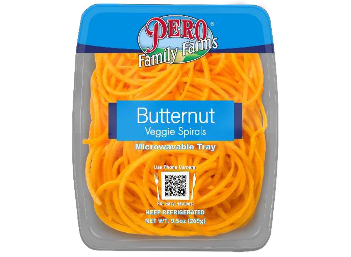 butternut veggie spirals