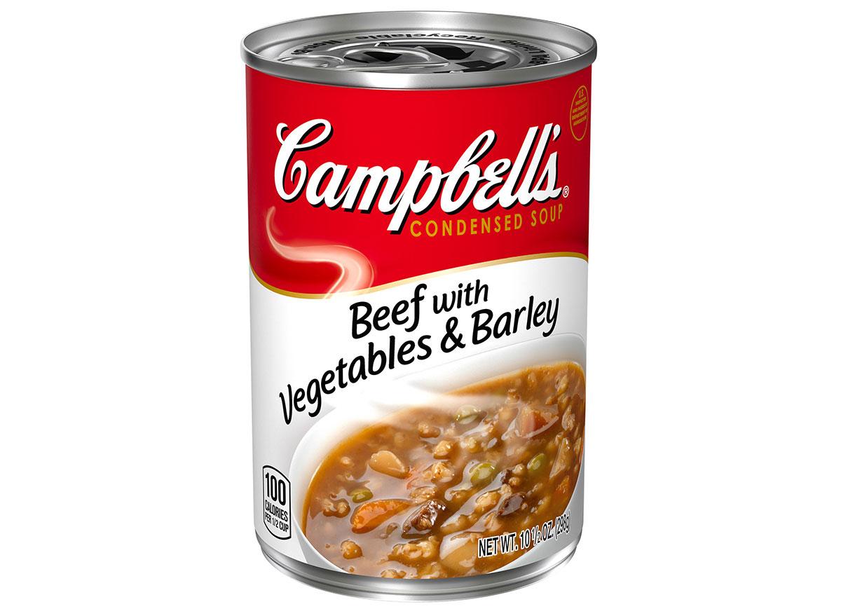 campbells beef and barley