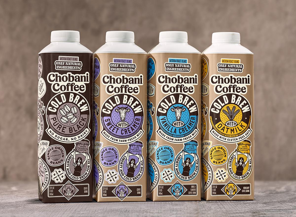Chobani Cold Brew Coffee