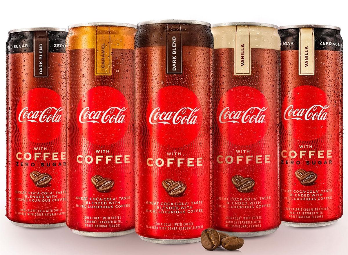 coca cola coffee