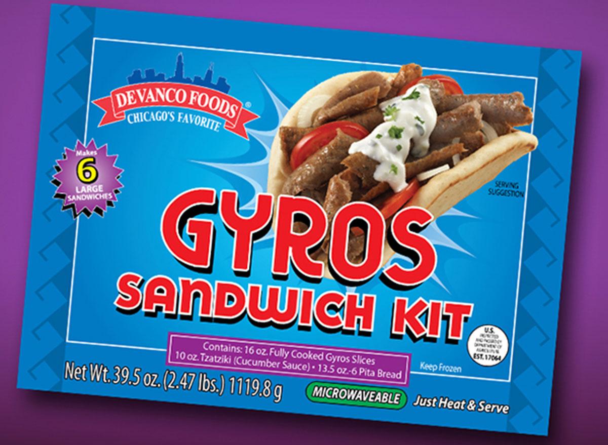 devancos sandwich kit
