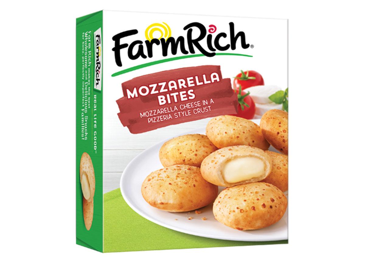 farm rich mozzarella bites