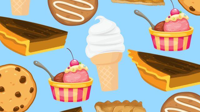 fast food dessert taste test
