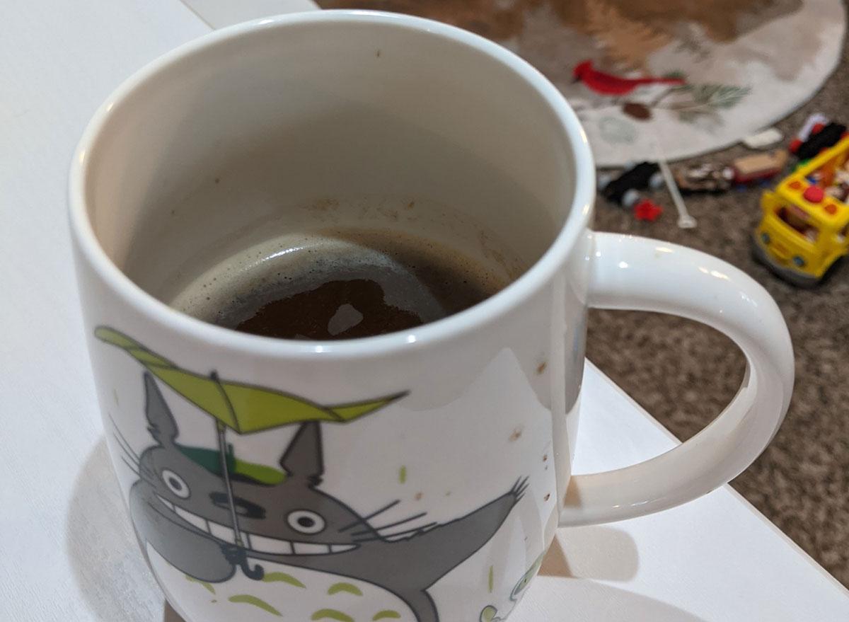 final egg coffee