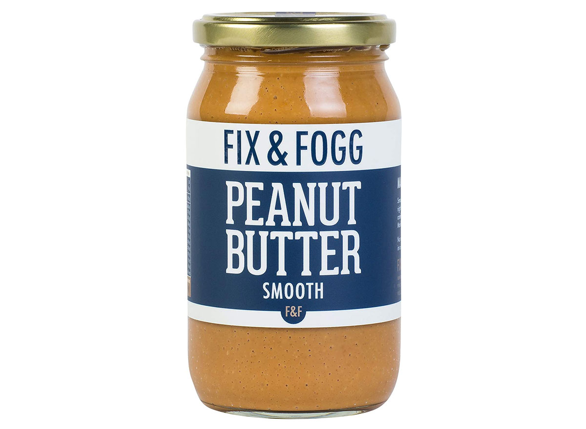 fix and fogg peanut butter