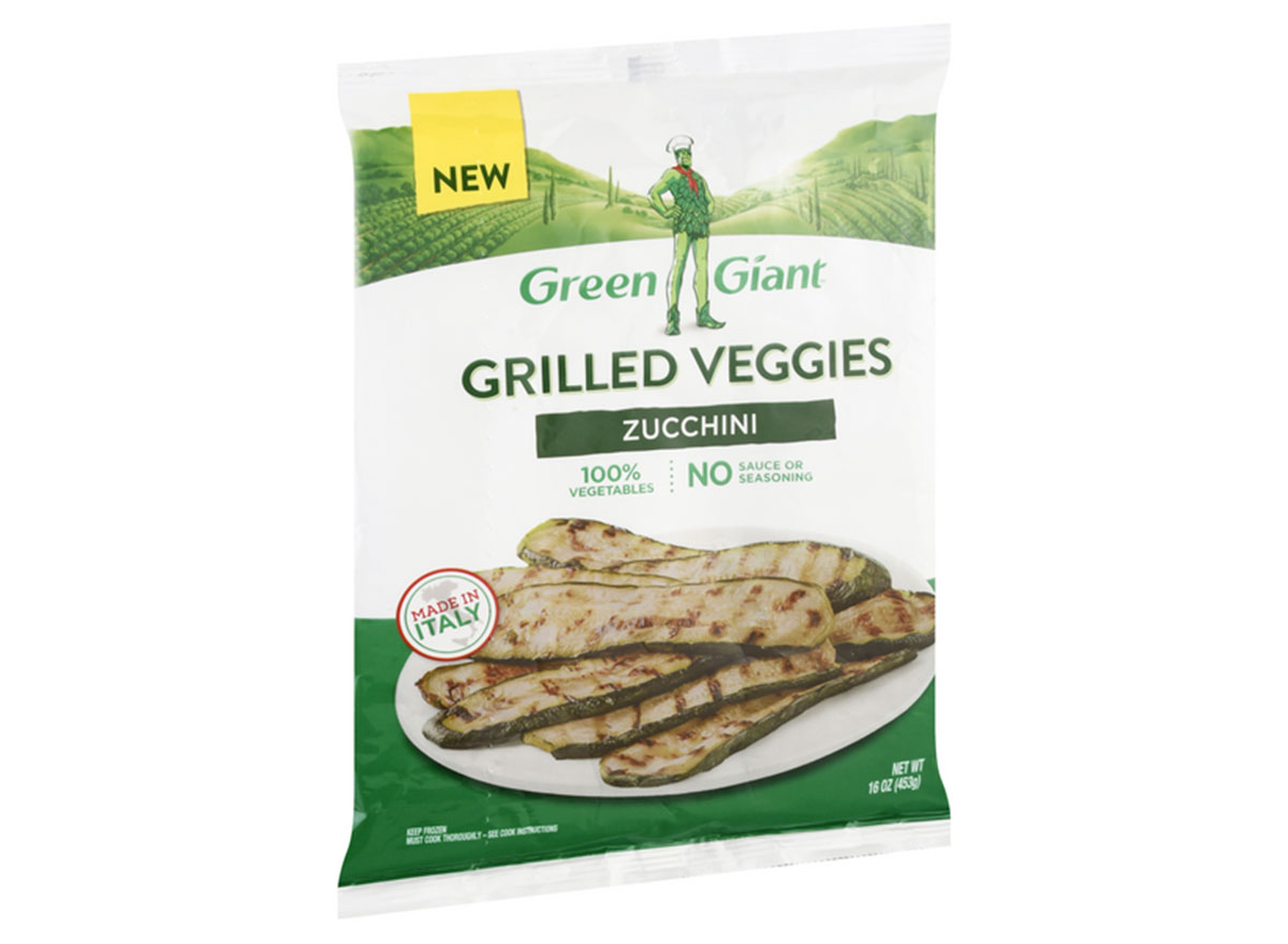 green giant grilled veggies