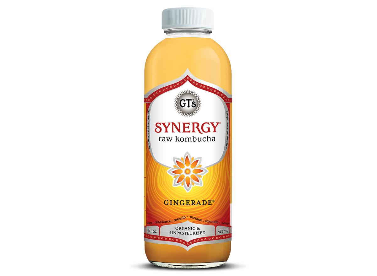 gts synergy kombucha gingerade