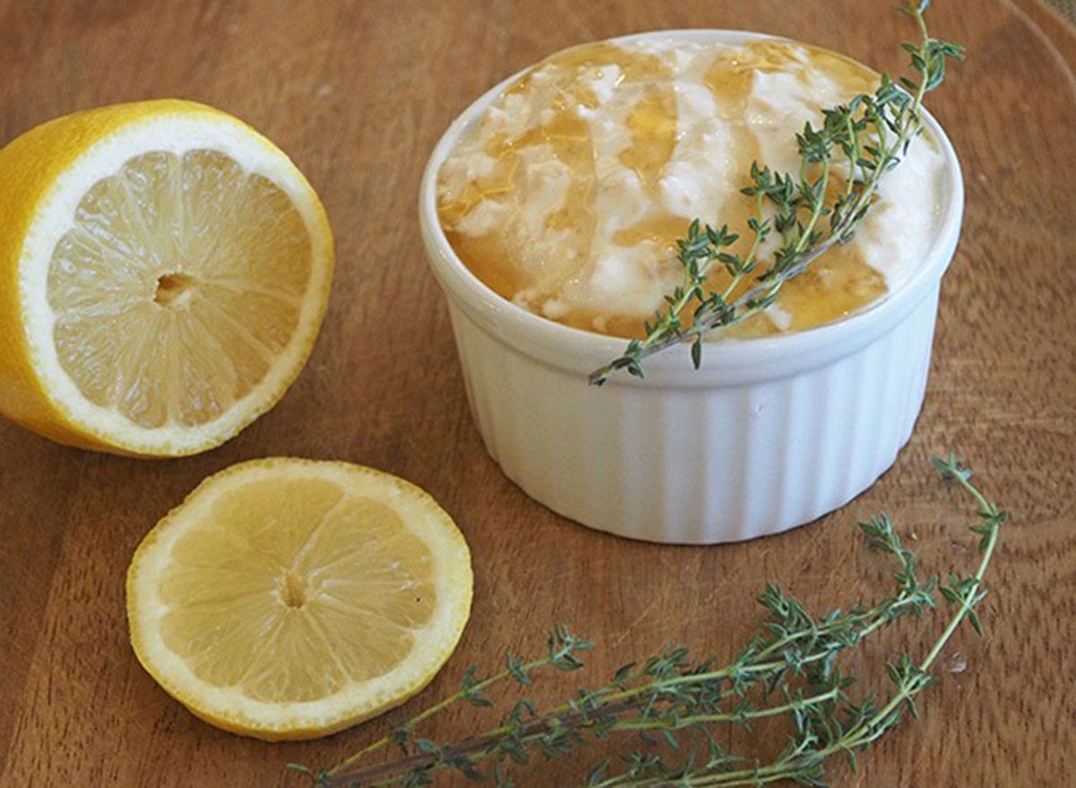 lemon oats