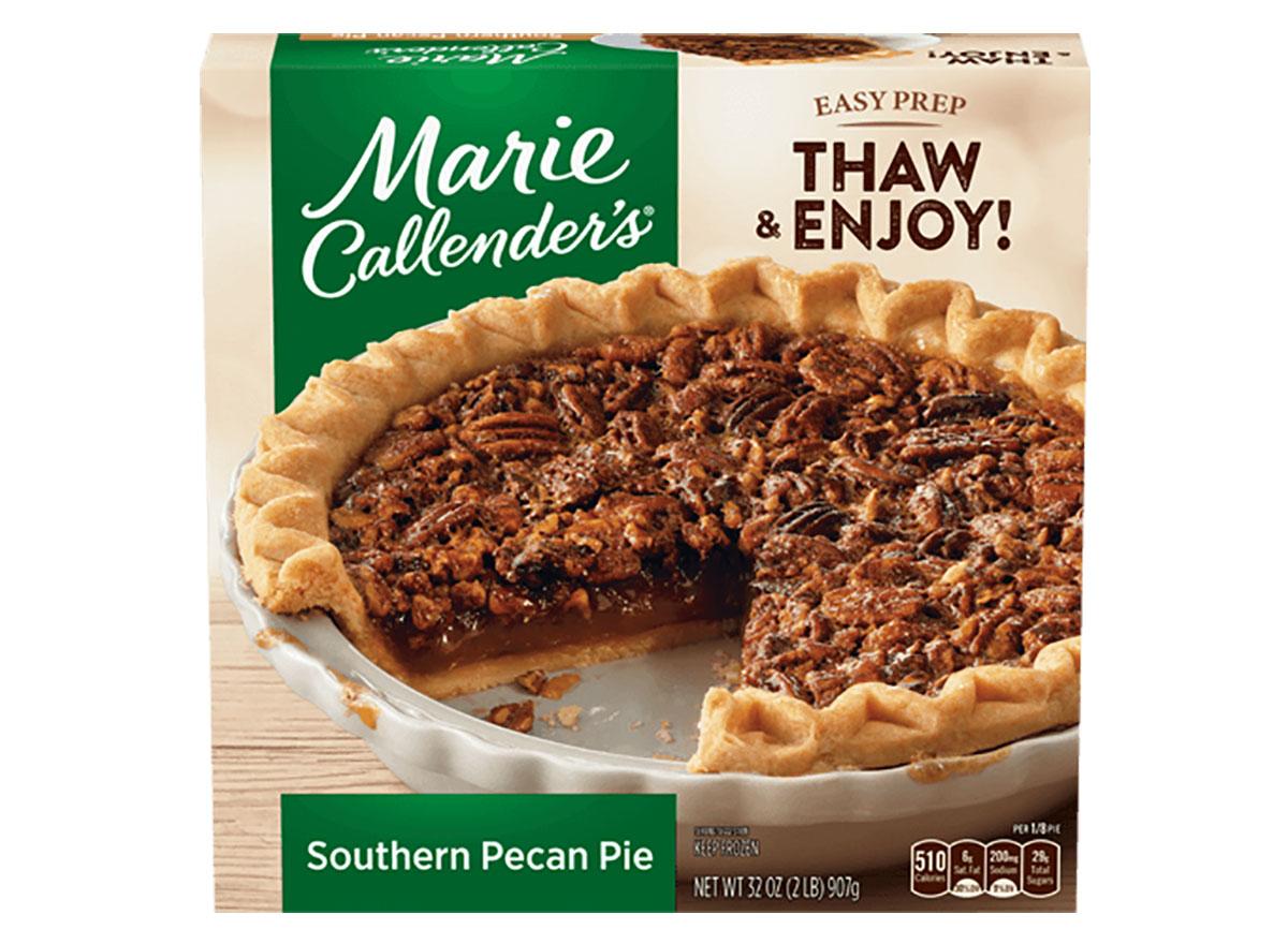 marie callenders southern pecan pie