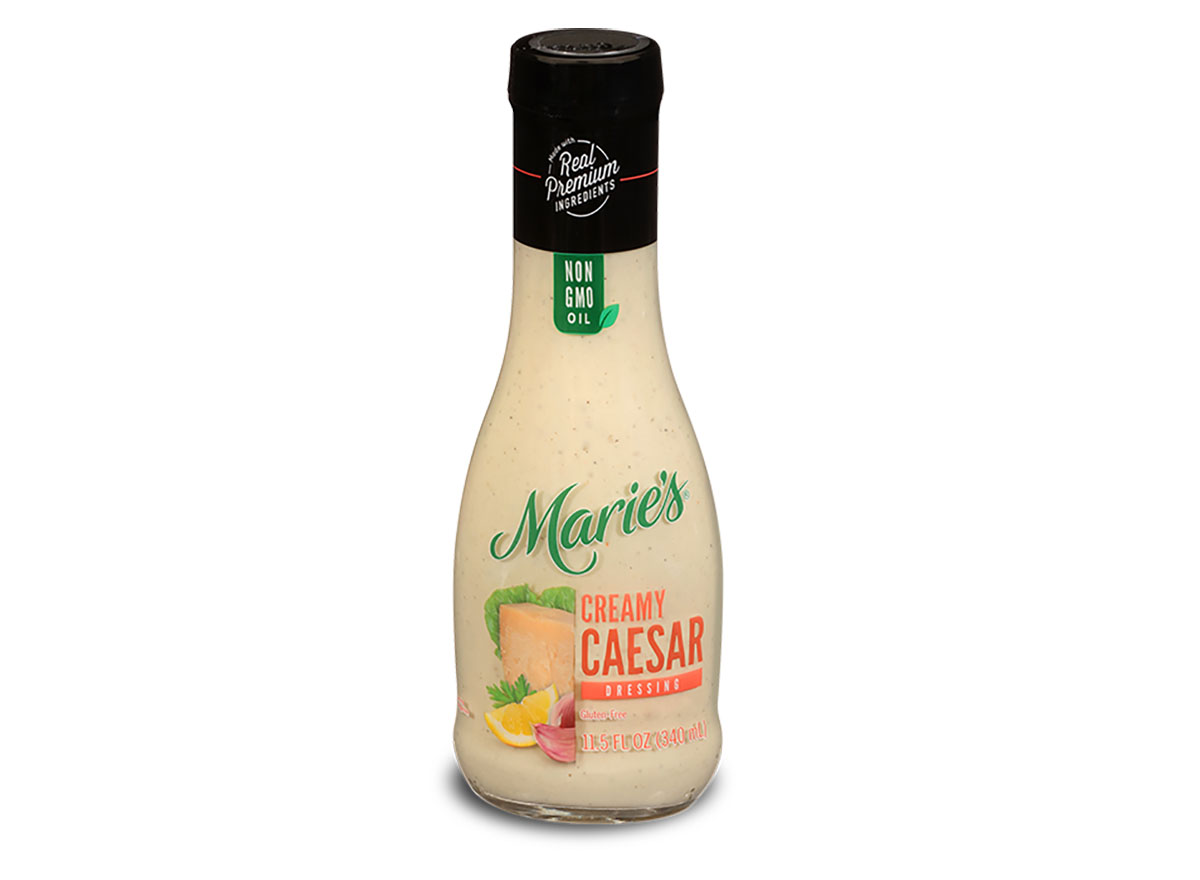 maries creamy caesar salad dressing