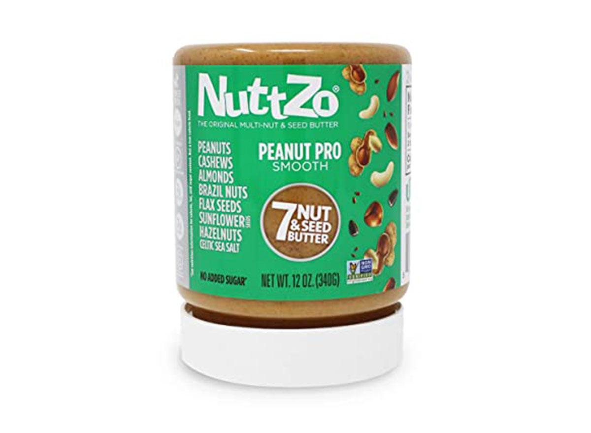 nuttzo peanut butter