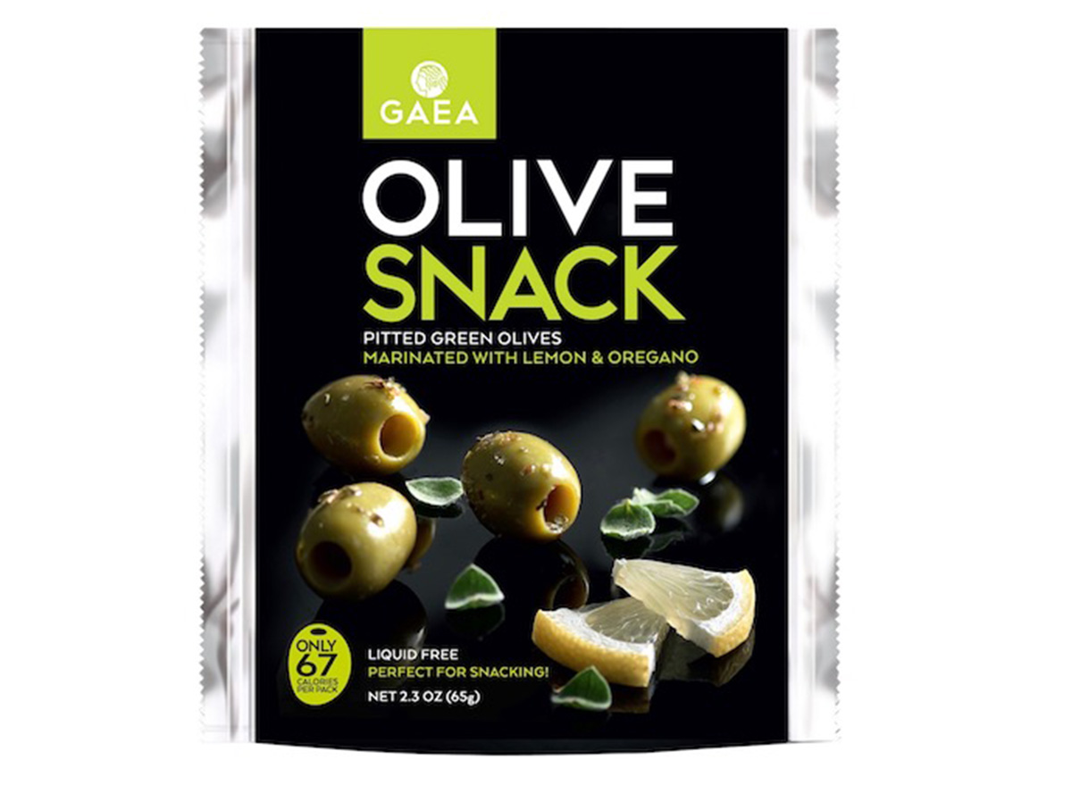 olive snack pitted olives