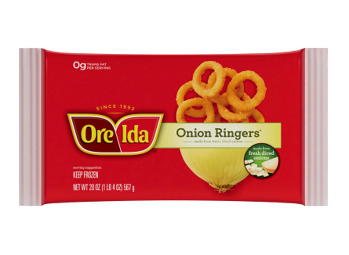 oreida onion rings