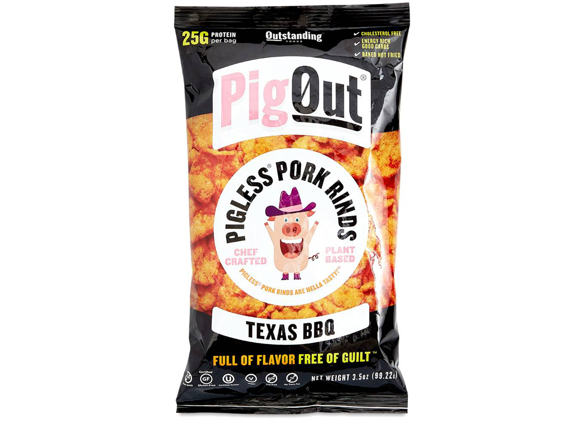 pig out pigless rinds bbq