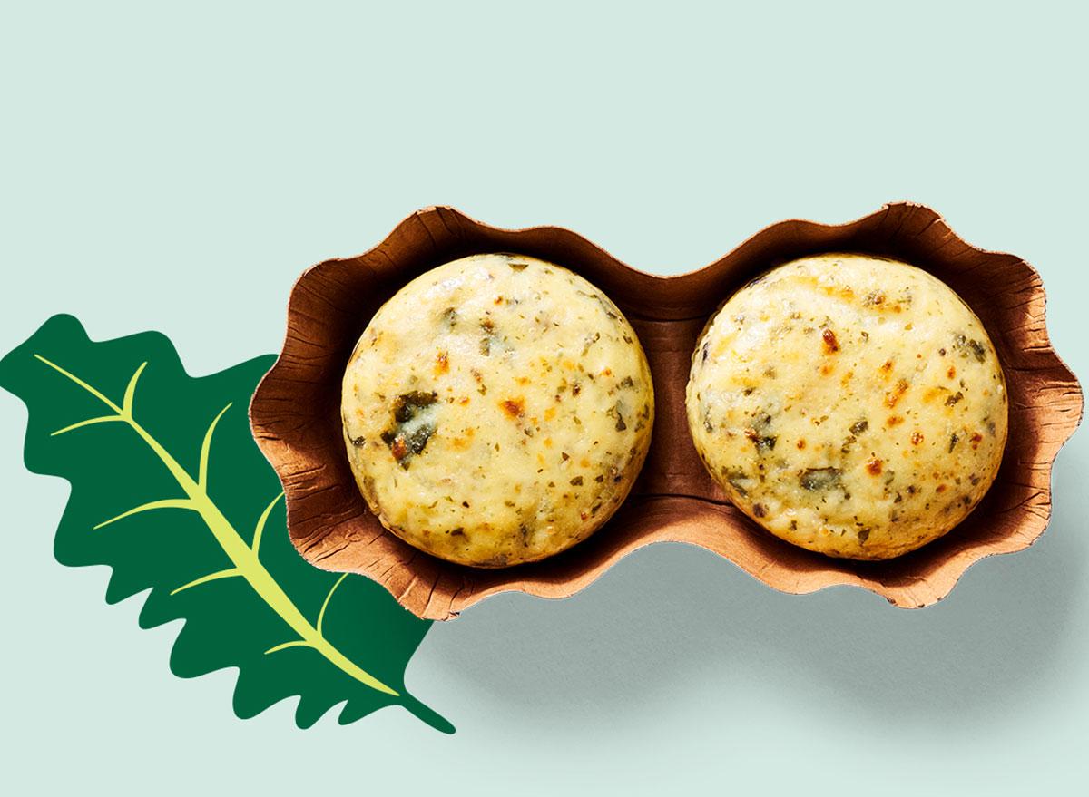 starbucks mushroom and kale