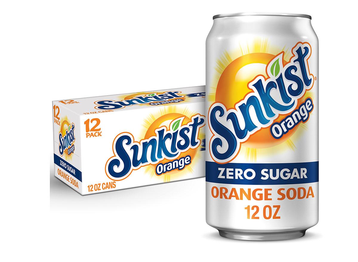 sunkist orange