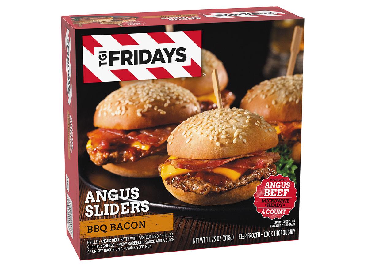 tgi fridays angus sliders