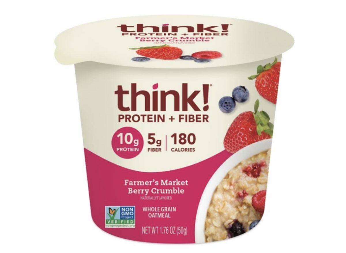 think oatmeal