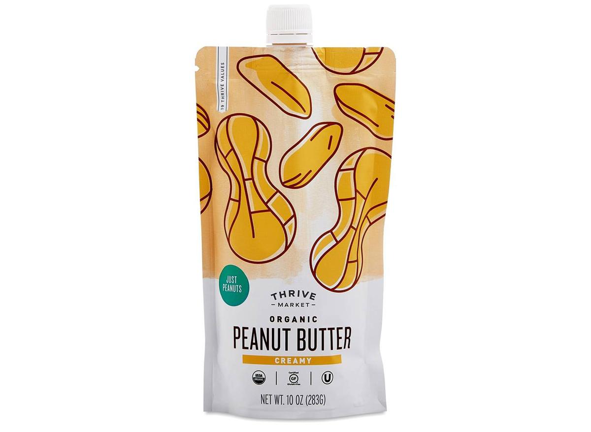 thrive market squeeze peanut butter