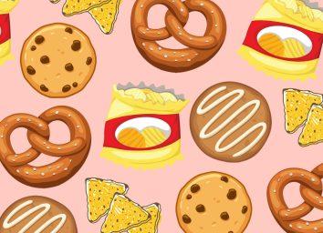 unhealthiest snacks