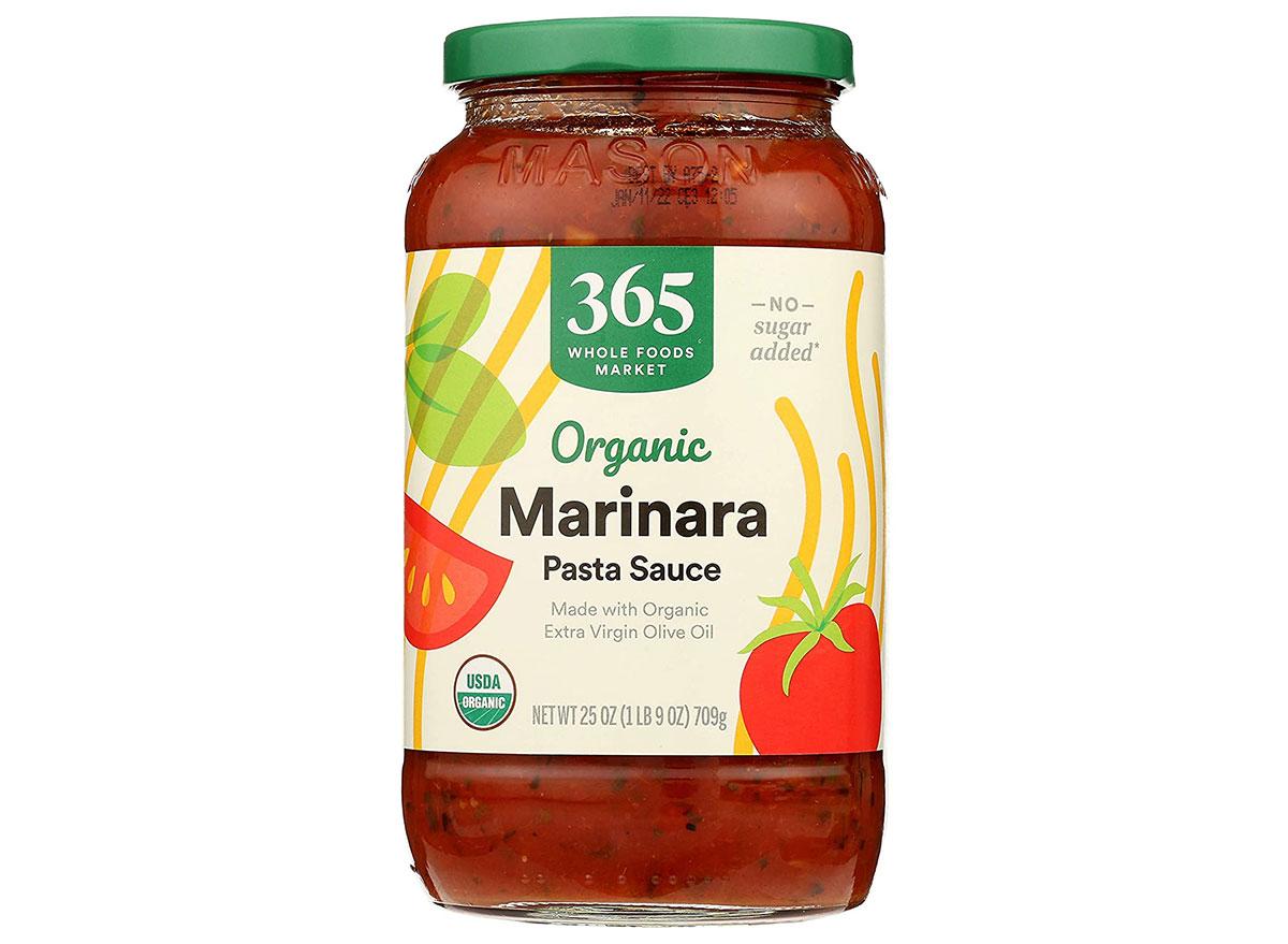 whole foods marinara