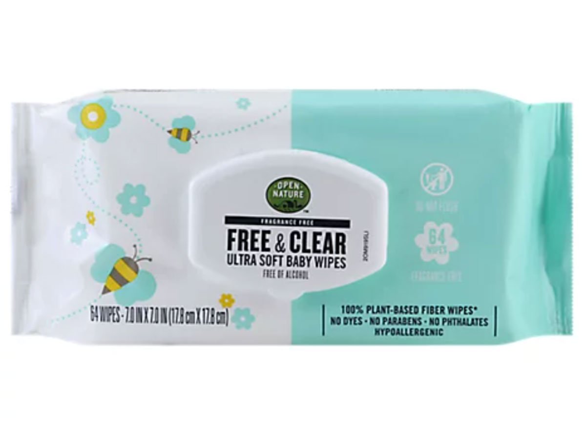 albertsons baby wipes
