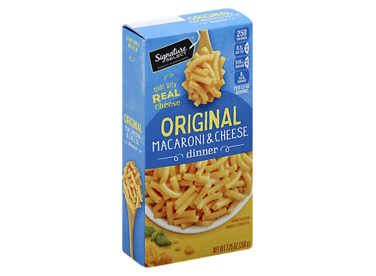 albertsons mac and cheese