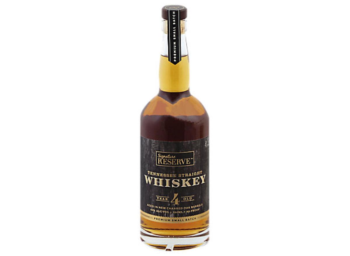 albertsons whiskey