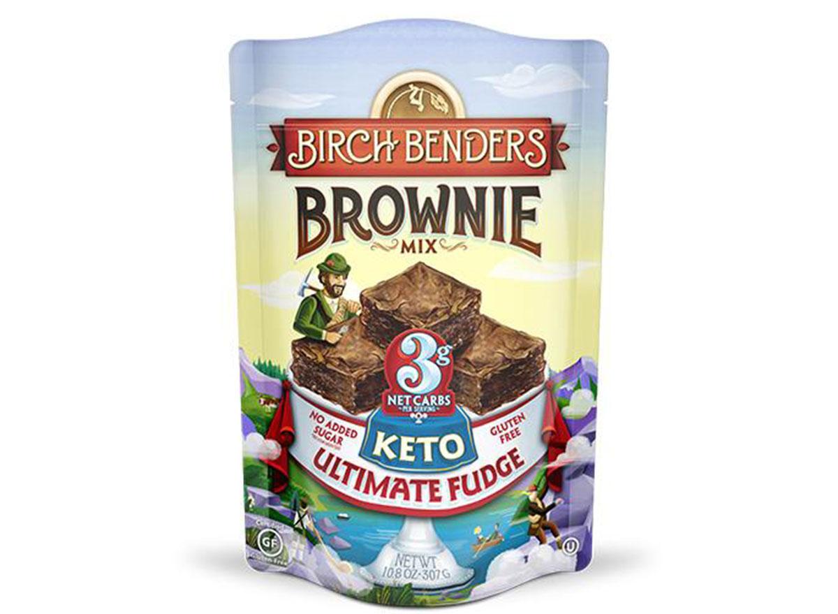 birch benders brownie mix