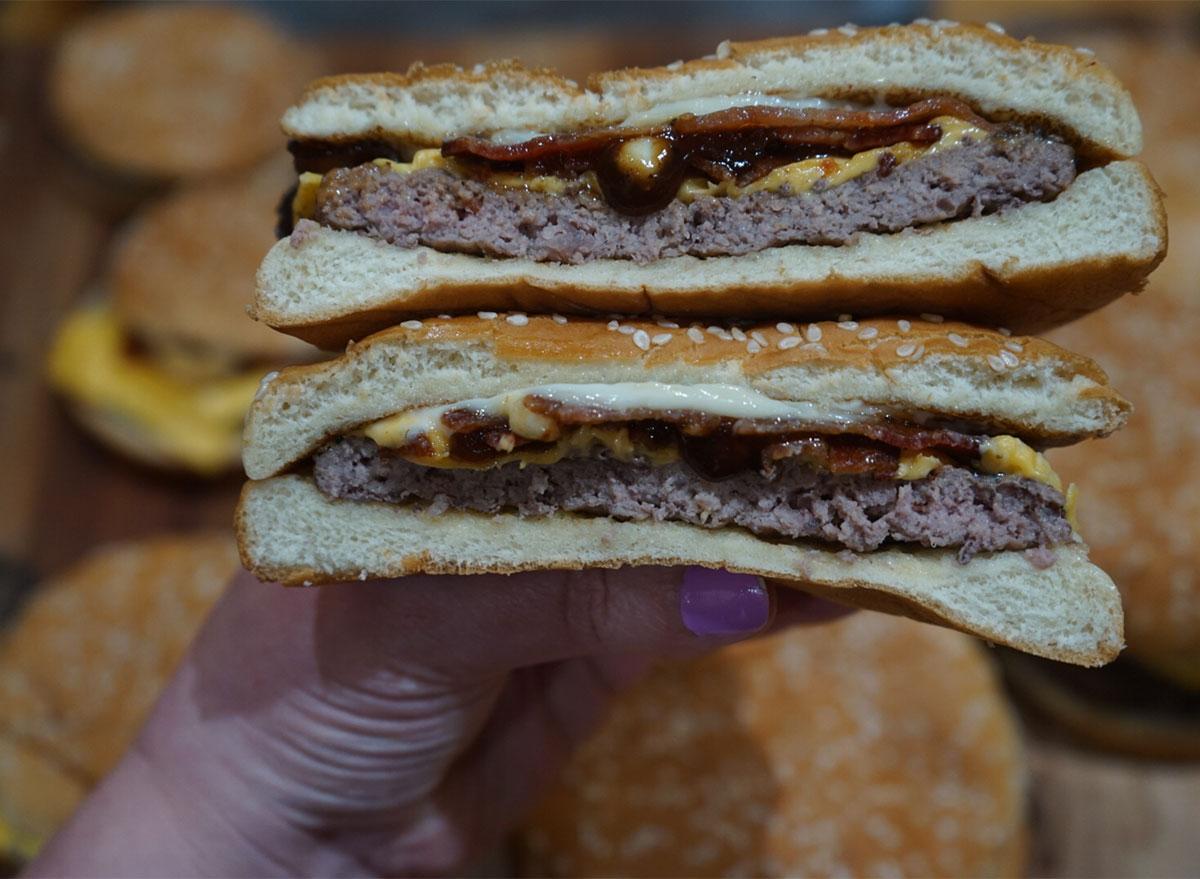 burger king steakhouse king burger