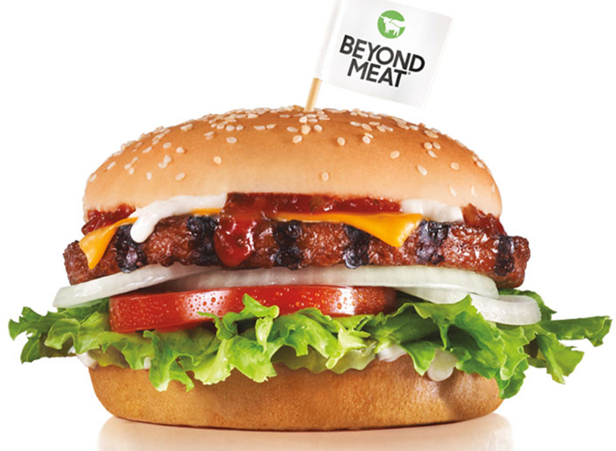 carls jr Beyond Famous Star with Cheese