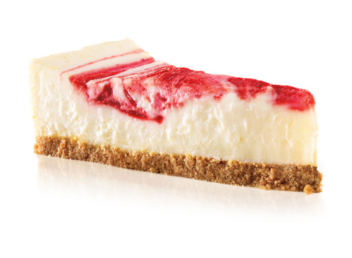 carls jr cheesecake