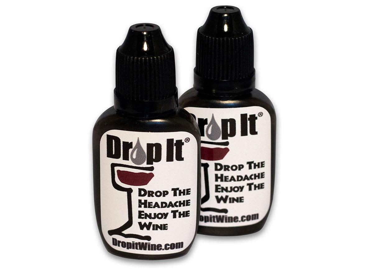 drop it wine