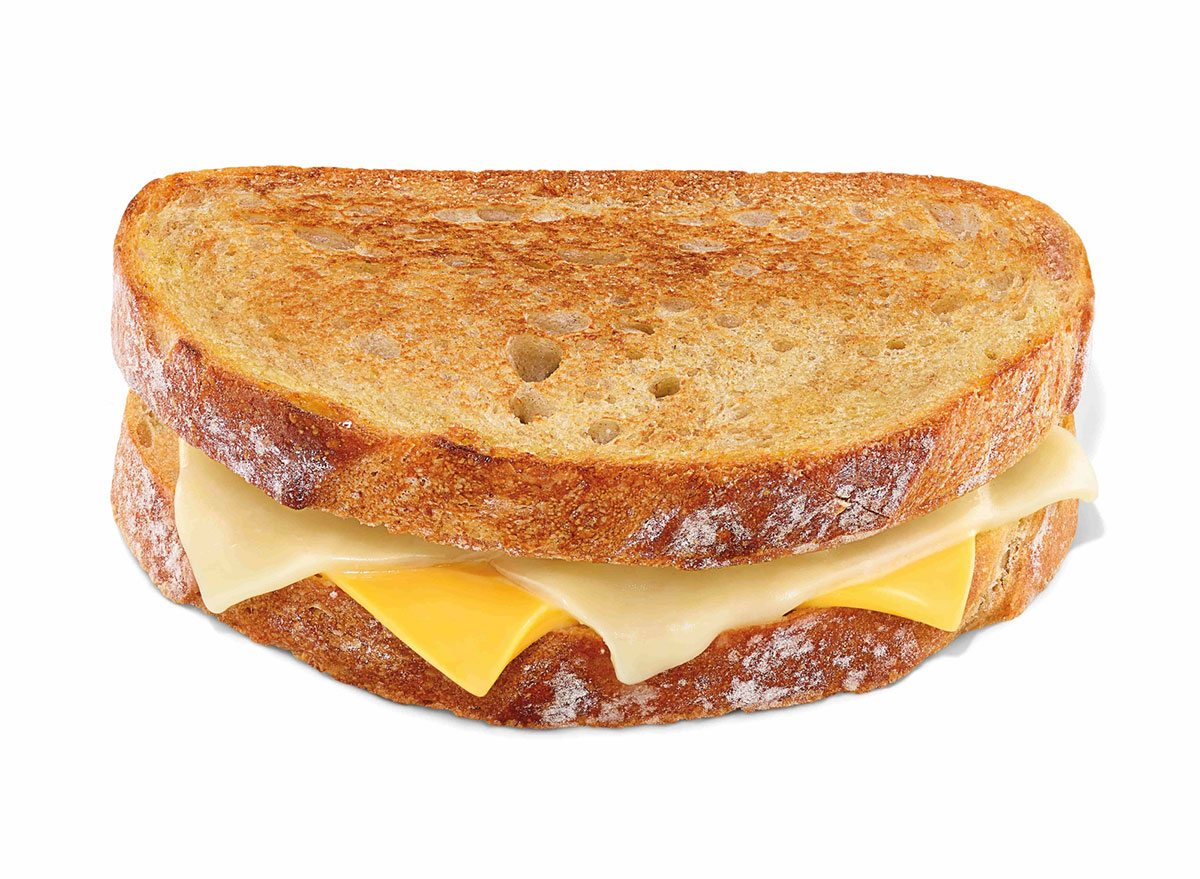 dunkin grilled cheese melt