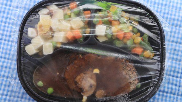 frozen tv dinner meal