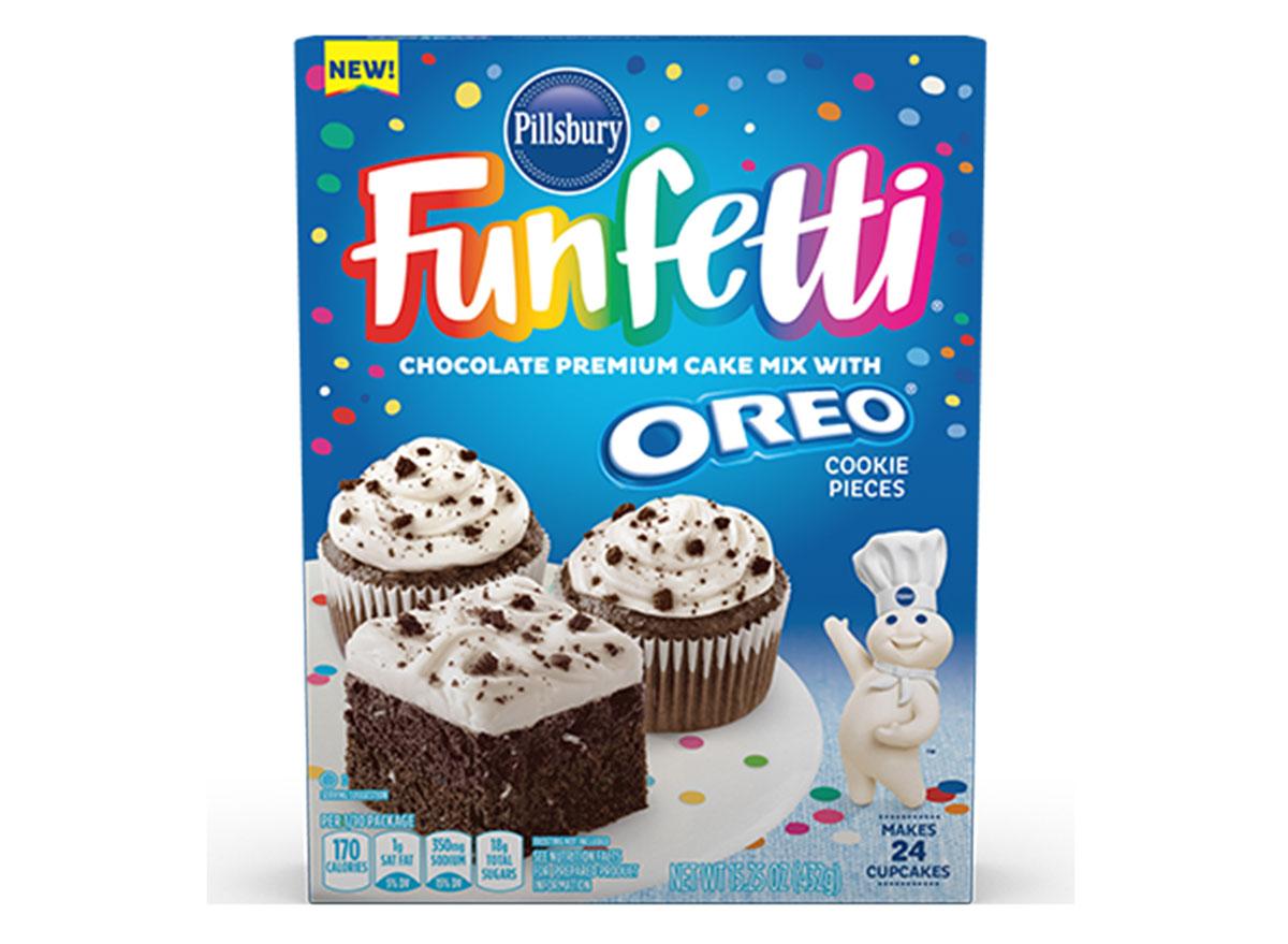 funfetti oreo cake mix