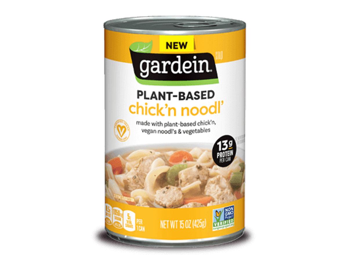 gardein chickn noodl soup