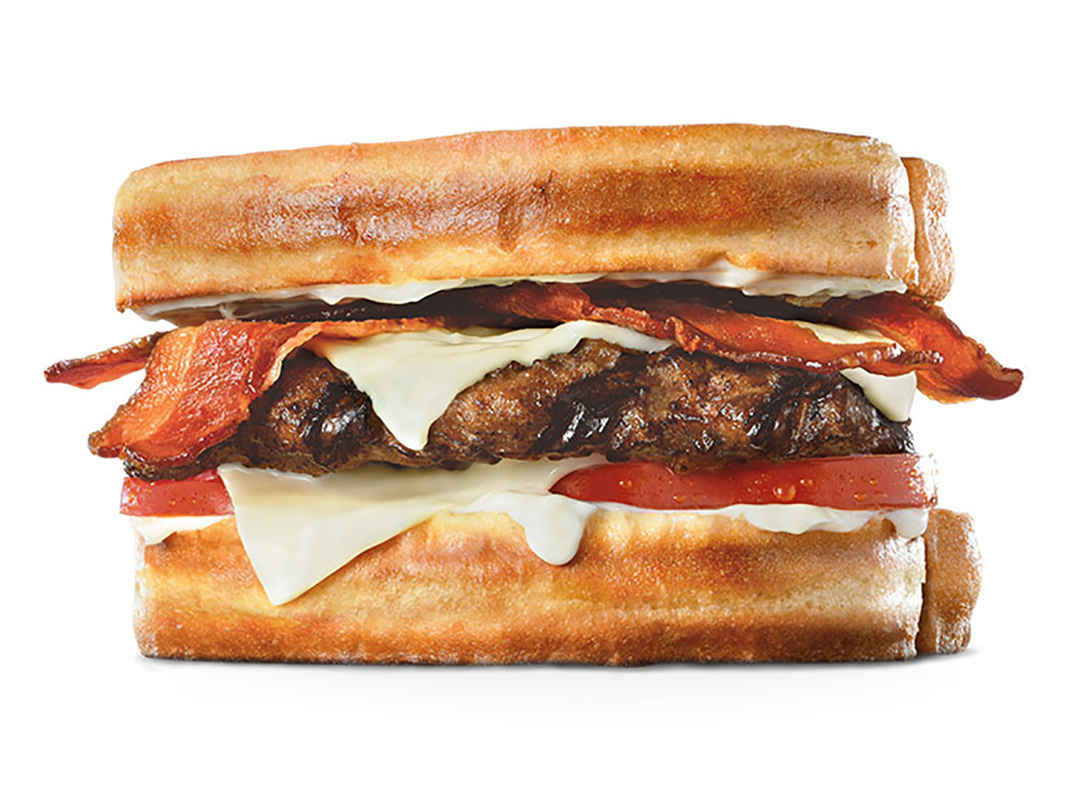 hardees frisco thickburger