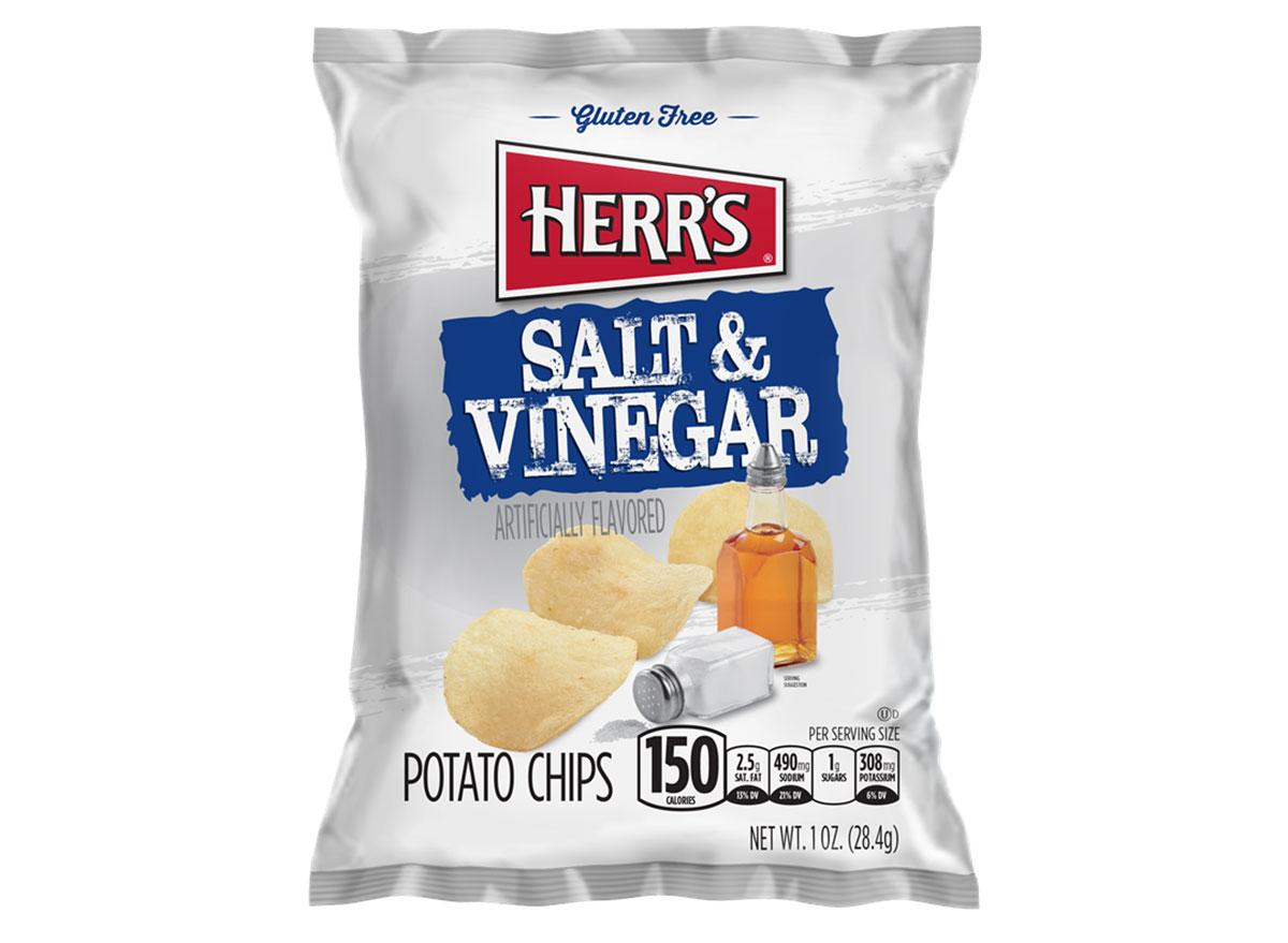 herrs salt vinegar chips