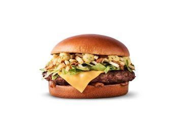 homestyle bearnaise burger