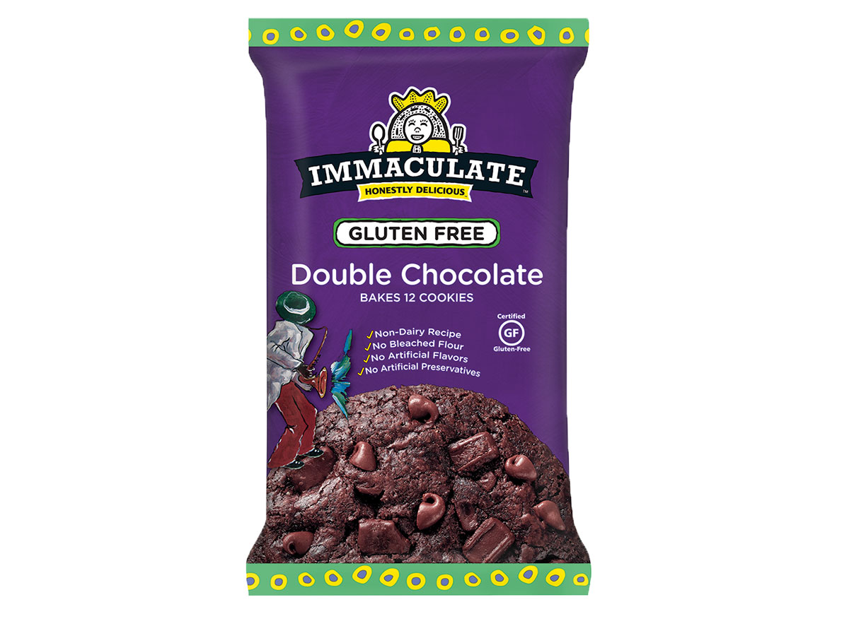 immaculate double chocolate