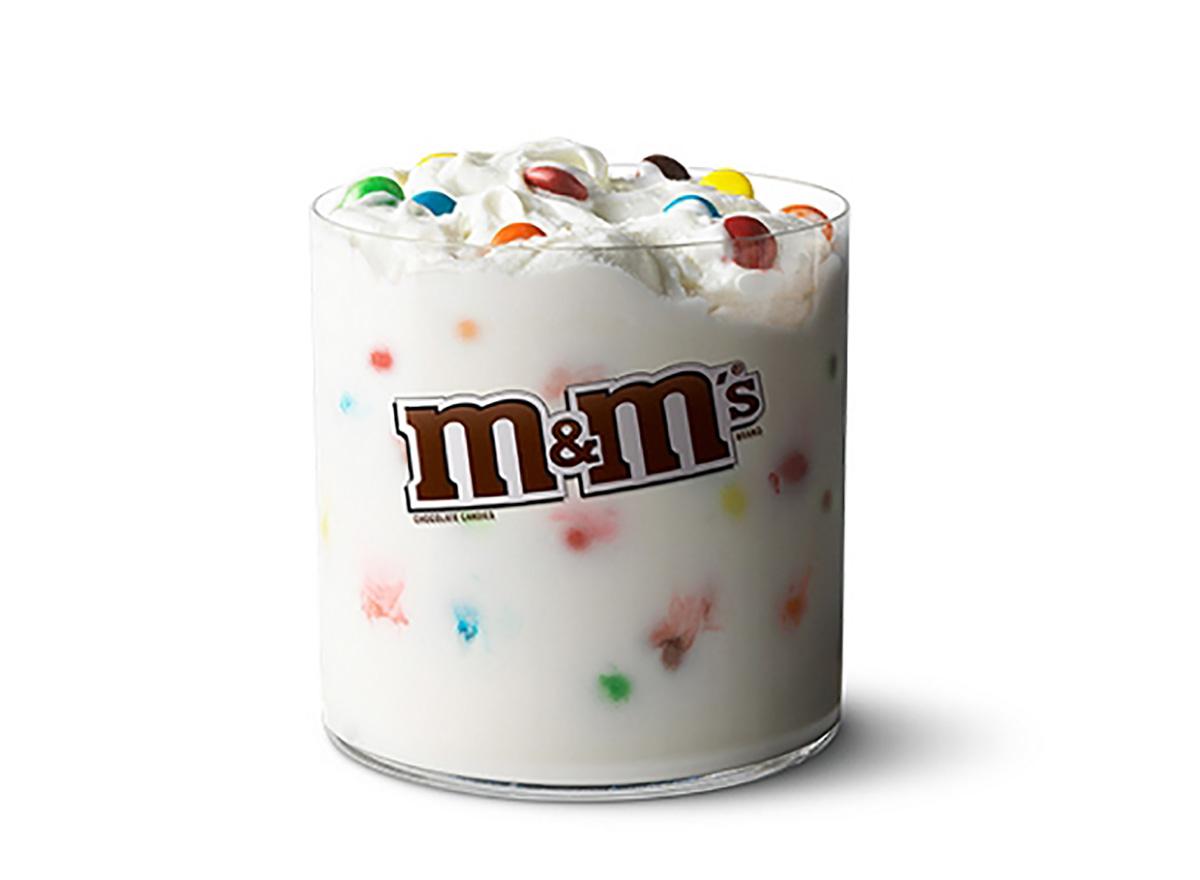 mcdonalds mcflurry snack size