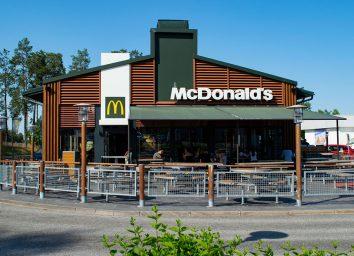 mcdonalds sweden
